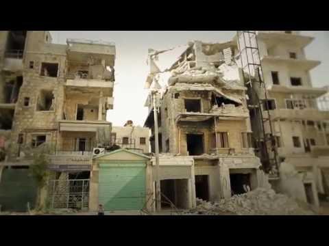 Savaş öncesi ve sonrası Suriye - Halep