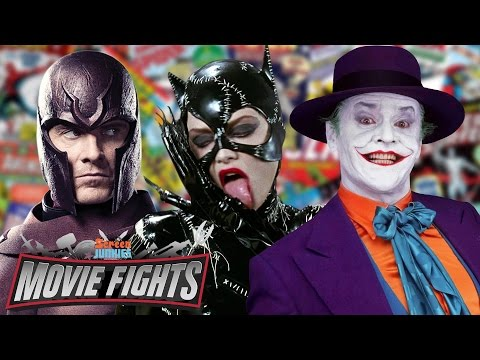 What Superhero Movie Performance Deserves an Oscar?  - MOVIE FIGHTS!!