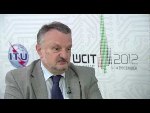 ITU INTERVIEW @ WCIT - 12: Milan Janković, Director, Republi