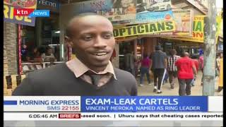 Alleged exam-leak cartels suspects operating since 2014 arrested