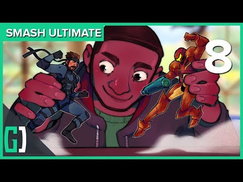 [8] Super Smash Bros Ultimate w/ GaLm and friends thumbnail