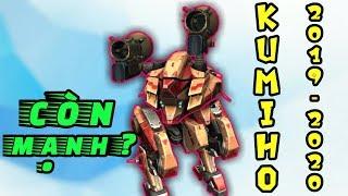 Kumiho 2019 Đã Phế Chưa? - Kumiho Taran Gameplay War Robots WR