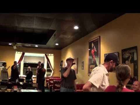 "Gambino Brothers Karaoke - Totally not ""Take on Me"""