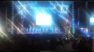 Banda Triguera COMPRENDELO carnaval de Guaymas 2014