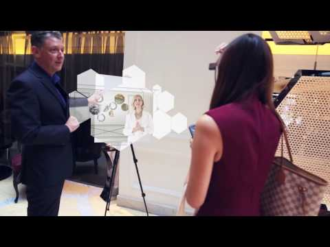 So Augmented - Augmented Reality Experience for Sofitel