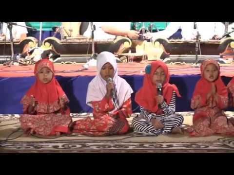 ASMAUL HUSNA Beserta Arti / Terjemahan Bahasa Indonesia Anak-anak Mojoranu