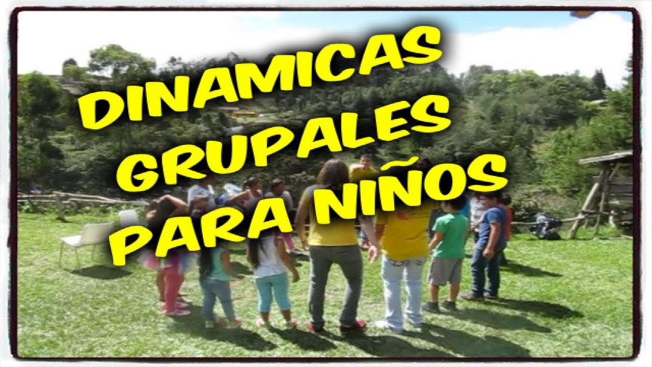 Dinamicas Para Ninos Somos Los 7 Negritos Youtube