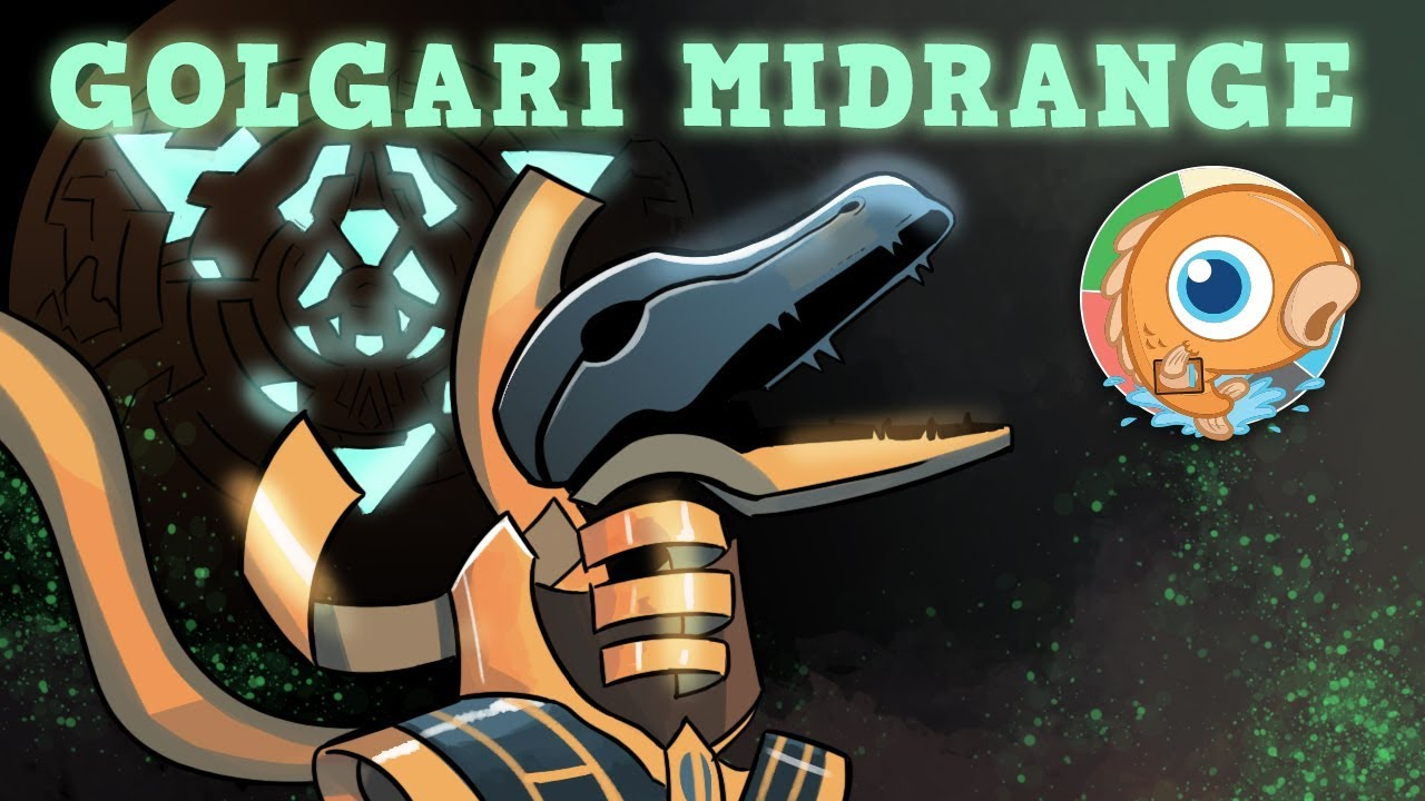 Golgari Midrange (Standard, Magic Arena)