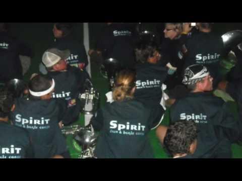 Spirit 2008 Semi's