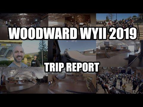 Woodward WYII 2019 Trip Report // Aggressive Inline Skating