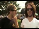 DELAYS - V Festival 2008 - Rowly & Aaron Interview