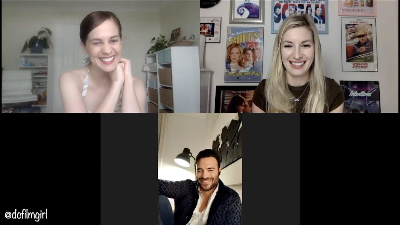 Download GABRIEL'S INFERNO PART 3 Interviews - Melanie Zanetti, Giulio Berruti - Passionflix