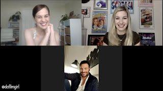 GABRIEL'S INFERNO PART 3 Interviews - Melanie Zanetti, Giulio Berruti - Passionflix