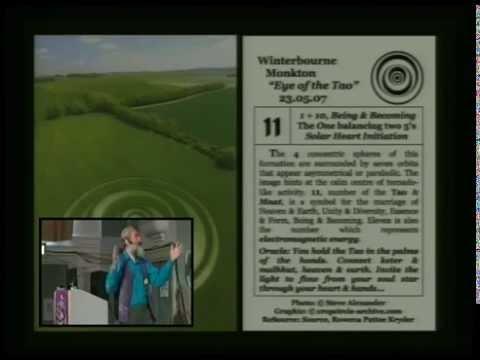 Glastonbury Crop Cicrles Talk