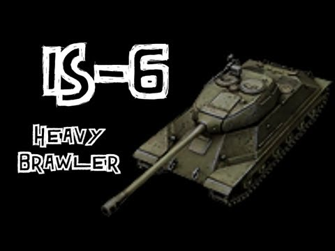 World of Tanks || IS-6 Review - Heavy Brawler