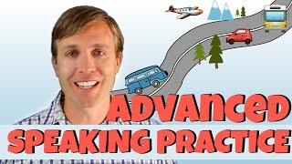 Advanced Listening Speaking Practice Transportation