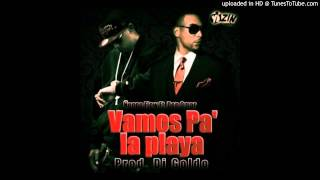 Don Omar Ft. Ñengo Flow - Vamos Pa La Playa (Prod. By Dj Goldo)