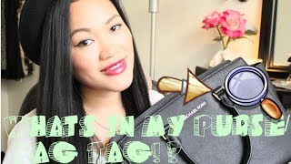 What is in my bag 2014 (Michael Kors Selma) Thumbnail