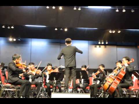 Sam Tet Symphony Orchestra (STSO) - Music from Brave by Patrick Doyle/arr. Robert Longfield