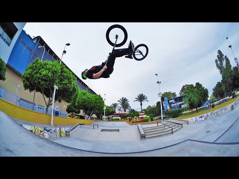 THE BMX TRICK THAT ALMOST TOOK ME OUT