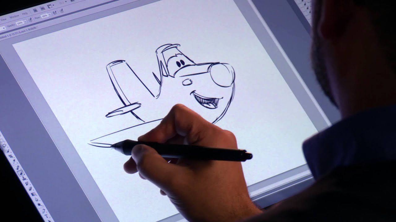 How to draw dusty 39