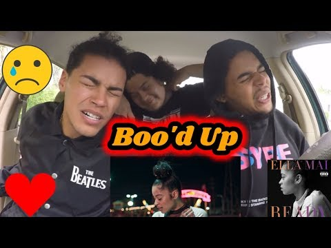 Ella Mai - Boo'd Up (REACTION REVIEW)