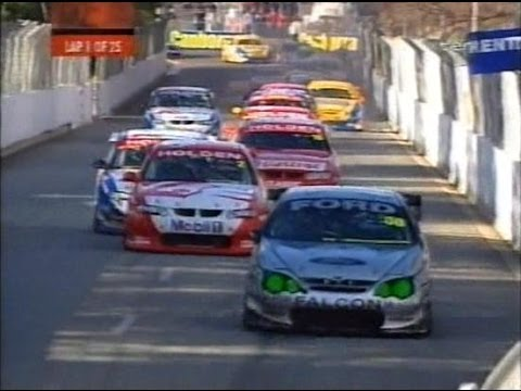2002 V8 Supercars - Canberra 400 - Race 1