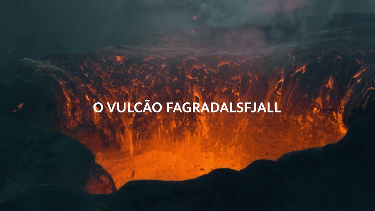 #LiveForTheChallenge - O Vulcão Fagradalsfjall