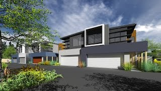 Luxury Town Homes For Sale. Albany Creek. 'ESSENCE AT THE CREEK'
