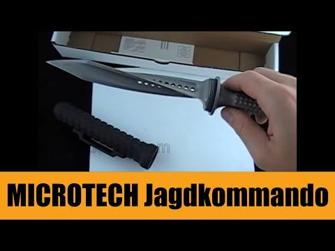 Microtech Jagdkommando Youtube