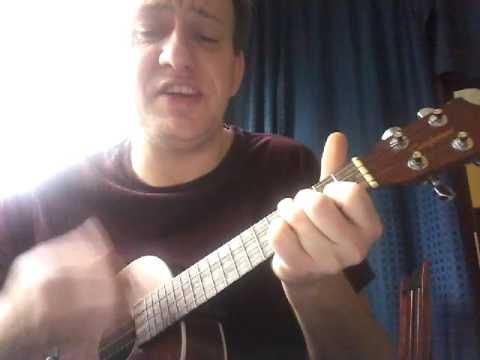 W siną dal - zagrane na ukulele
