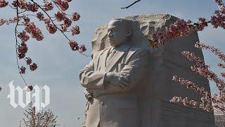 WATCH: Biden and Harris speak at Martin Luther King Jr. Memorial anniversary celebration