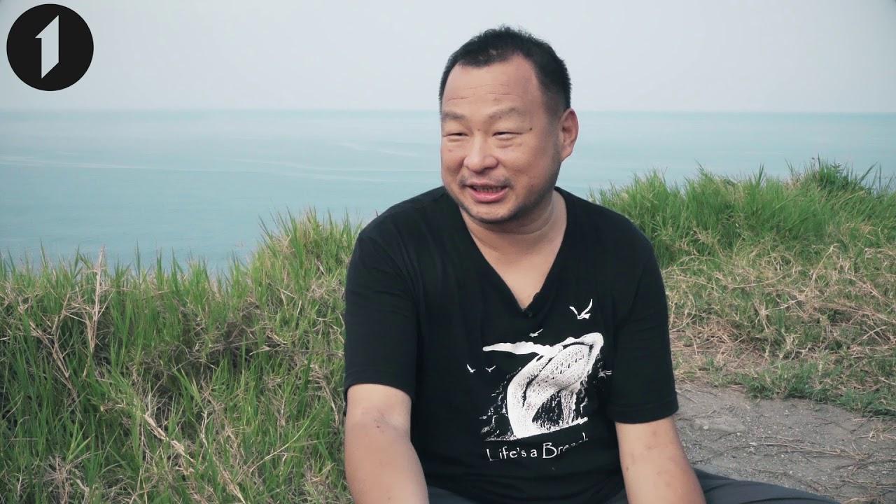 鯨豚的照相師|攝影師 金磊