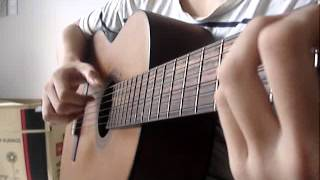 """""""Nothing's gonna change my love for you""""Westlife[Solo guitar cover by ackhoapham]"""