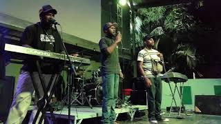 Long Taim Peren Live 2016 Gee Ruun, Elbig Narxson feat HLP crew band Dua Kemz.mp3