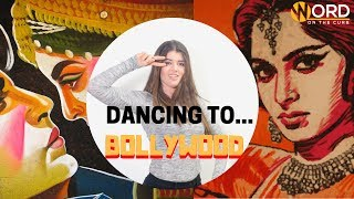People Dance to Indian Bollywood