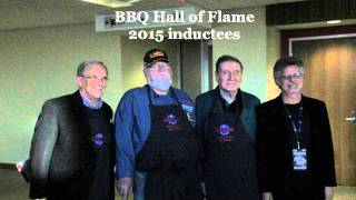 American Royal BBQ Hall of Fame Inductees 2015