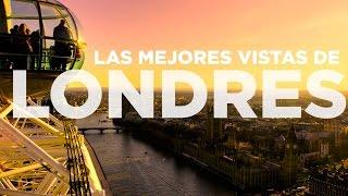 Las mejores vistas de Londres. London Eye
