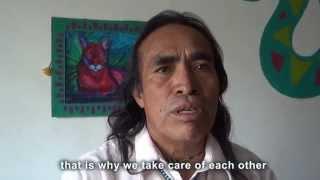 Amazonia - Nature Nation - Domingo Ankuash - Declaration of Independence