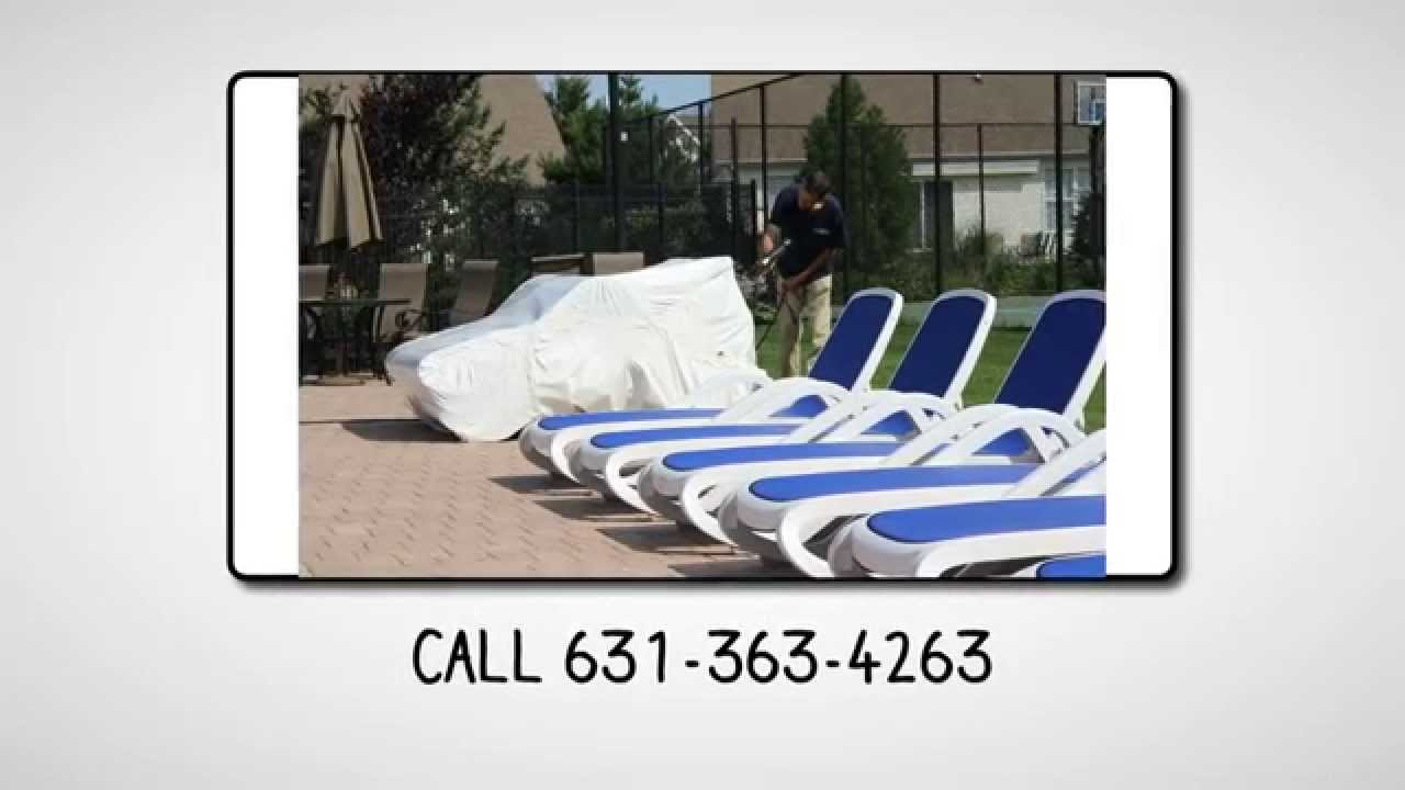 Westchester Outdoor Patio Furniture Shrink Wrapping Youtube