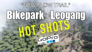 Bikepark Leogang - Hot Shots (NEW TRACK!)  GoPro