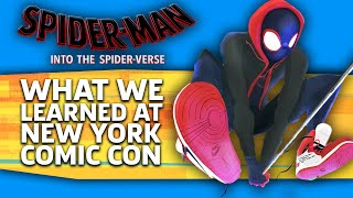 Spider-Man: Into the Spider-Verse   What We Learned At NYCC