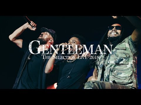 Gentleman - Tourblog - The Selection Live - 17.11.18 - Zurich
