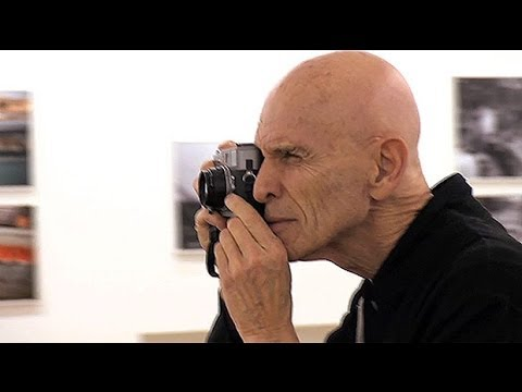 Meeting with the photographer Joel Meyerowitz - Milan 2013/10/28