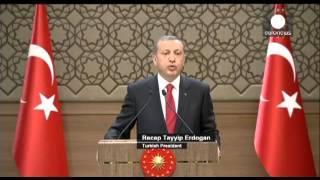 Эрдоган: Турция стремительно движется в направлении проведения досрочных парламентских выборов(, 2015-08-20T12:34:32.000Z)