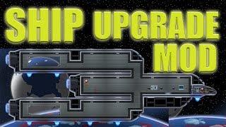 Ship Upgrade Mod! (Starbound) | rhinoCRUNCH