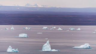 Айсберги Гренландии и водопады Исландии