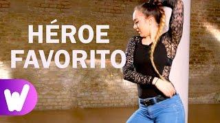 Héroe Favorito - Romeo Santos | COREOGRAFÍA paso a paso | Tutorial de baile