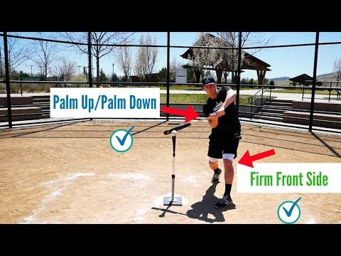 How To Hit A Baseball (BEGINNER'S GUIDE TO HITTING)