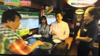 テレビ東京 「ドライブA GO! GO!」 東京夏グルメドライブ 出演: 阿藤...
